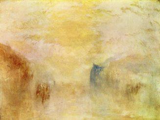 זריחה – ויליאם טרנר
