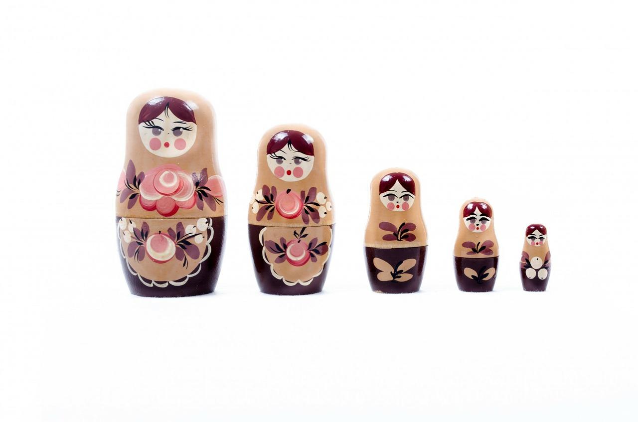 בובות בבושקה