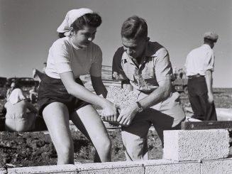 בונים בית בארץ ישראל